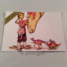 DINOTOPIA #11 Young Maiasaura Trading Card James Gurney Collect-A-Card Art NM/M