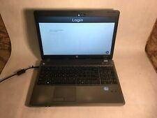 "New listing Hp ProBook 4540s 15.6"" Laptop Intel Core i5-3230M 2.6Ghz - Bios Locked -Read -Rr"