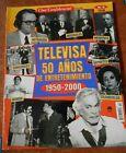 HISTORY MEXICAN TV magazine TELEVISA soap opera thalia chespirito azteca stadium