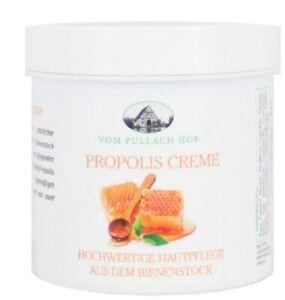 4x 250ml Propolis Creme Bienenstock Schuppenflechte Neurodermitis Psoriasis