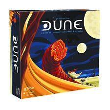 Dune Board Game A Games of Conquest, Diplomacy & Betrayal