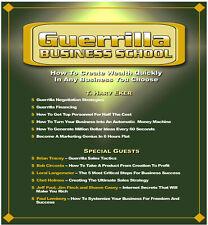 Guerrilla Business School by T Harv Eker  24CD Box Set Brand New.