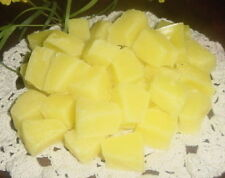 18 FRESHLY SLICED LEMON Wax Tarts CHUNKS Scented Handmade Candle Wax Melts