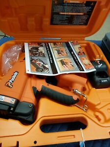 Paslode Li-lon 18 Ga. Cordless Brad Nailer model number 2049S80293