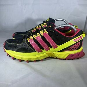 adidas 'Kanadia TR 4 Athletic Hiking Trail Running Shoes Womens Sz 10