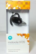 New Boxed - Motorola H720 Bluetooth Headset (89382N)