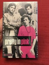 New! Beta Pretty In Pink John Hughes Production Molly Ringwald Jon Cryer Betamax