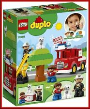 LEGO DUPLO Town Fire Truck 10901 Building Blocks For Kids  BRAND NEW FREE POST