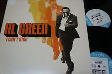 """AL GREEN - I Can't Stop, 2XLP 12"""" USA 2003"""