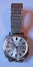 Vintage JAPAN SEIKO SPORTSMATIC 5 6619-8190 21 Jewels Automatic Watch