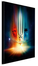 Star Trek Leinwandbild AK ART Kunstdruck Wandbild Wanddeko Mehrfarbig TOP XXL
