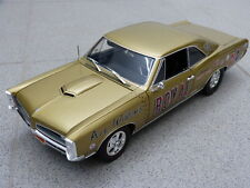 1966 Pontiac GTO Ace Wilsons royal Tiger drag car limitiert ACME Modellauto 1:18