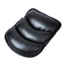 Schwarz Car Console Armrest  Armlehne Mittelarmlehne Soft Pad Cushion PU Leather