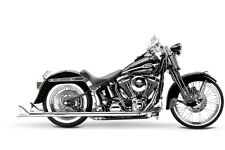 "Samson Motorcycle Exhaust True Dual Exhaust S3-471 36"" Cholo 2012-2017 Softail"