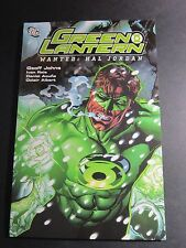 DC Comics Green Lantern Wanted: Hall Jordan Paperback Comic