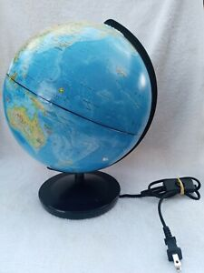 "Columbus Verlag 10"" Illuminating Constellation World Globe"