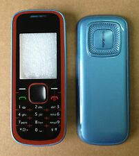 COVER HOUSING COMPATIBILE per NOKIA 5030 AZZURRA CON TASTIERA
