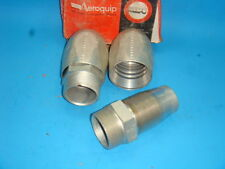 NEW AEROQUIP 4722-32-32S, MALE PIPE,  SKIVE STYLE REUSABLE FITTINGS, NIB