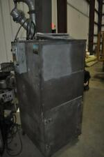 Aercology Dust Collector 6 Duct Work Bag Style Filtration Down Draft Rolling En