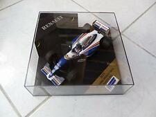 Williams Renault FW16 Damon Hill n°0 Onyx 1994 1/24 miniature F1