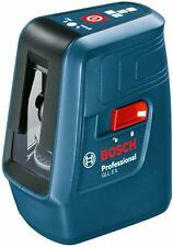 New Bosch GLL-3X Line Laser (Blue)