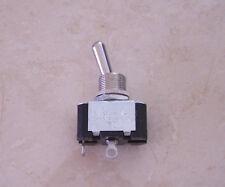 Carling SPST Toggle Switch 10A 250VAC