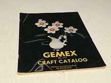 GEMEX Craft Catalog No. 172, 1972