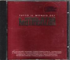 """MATIA BAZAR - RARO CD FUORI CATALOGO 1992 """" TUTTO IL MONDO DEI MATIA BAZAR """""""