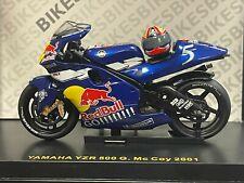 RARE iXO 1/24 Yamaha YZR 500 Gary McCoy 2001 - RAB009