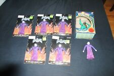 """5"""" Mighty Morphing Power Rangers Movie Evil Space Aliens Bendable Figures lot !"""