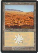 ►Magic-Style◄ MTG - Plains - Euro Land - Steppe Tundra, Russia - Good
