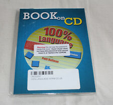 Super Duper / Pro Ed LSCD2007 - Book On CD - 100% Language Intermediate