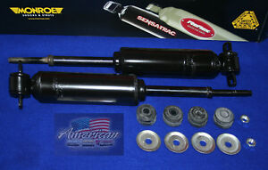 CHEVROLET 1993-2005 Full Size 2wd Blazer Front Shockers (Pair) Monroe 37129