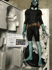 Hellboy Abe Sapien 1/3 scale maquette polystone Statue Sideshow SIGNED!