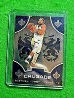 STEPHEN CURRY CRUSADE CARD GOLDEN STATE WARRIORS 2019-20 CHRONICLES CRUSADE