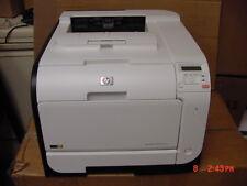HP LaserJet Pro 400 M451nw Workgroup Laser CE956A Printer w/Toner, Page Count:9k