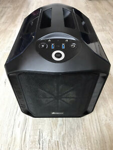 Corsair Graphite Series™ 380T Black Portable Mini ITX Gaming Computer Case