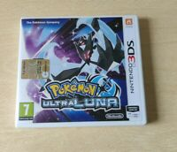POKEMON ULTRALUNA NINTENDO 3DS 2DS ITALIANO COME NUOVO COMPLETO DI MANUALI