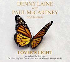 Lovers Light, Denny Laine With Paul Mccartney CD | 4028466400079 | New