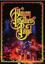 ALLMAN BROTHERS BAND Live at Great Woods September 6, 1991 2DVD NEW PRENOTAZ.