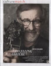 Coupure de presse Clipping 2015 Steven Spielberg  (3 pages)