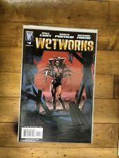 WS Wildstorm Wetworks #4  Unread Condition