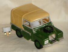 Land Rover Verde Lámpara de mesa impresionante nuevo viejo stock 1980s