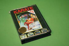 International Karate Sinclair ZX Spectrum 48K Game - System 3 (Clam Case)