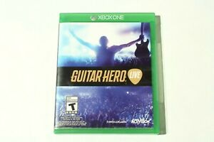 Guitar Hero Live (Xbox One) Game Only