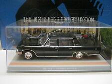 JAMES BOND CAR COLLECTION 104* ZIL-117 & Magazine New & Sealed1/43