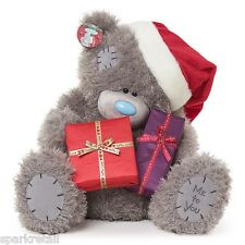 """Me To You - 24"""" Father Christmas Bear with Hat and Presents G01W4203 Tatty Teddy"""
