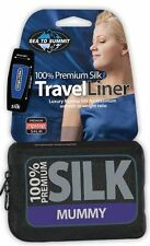 Sea To Summit Premium Silk Travel Liner (Mummy/Traveller) Camping Outdoors