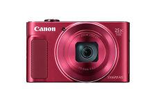 Canon PowerShot SX620 HS 20.2MP Digitalkamera - Rot (aktuellstes Modell)