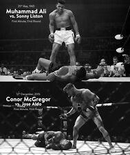 "TY04380 Conor McGregor - Irish MMA UFC Featherweight Champion 14""x17"" Poster"